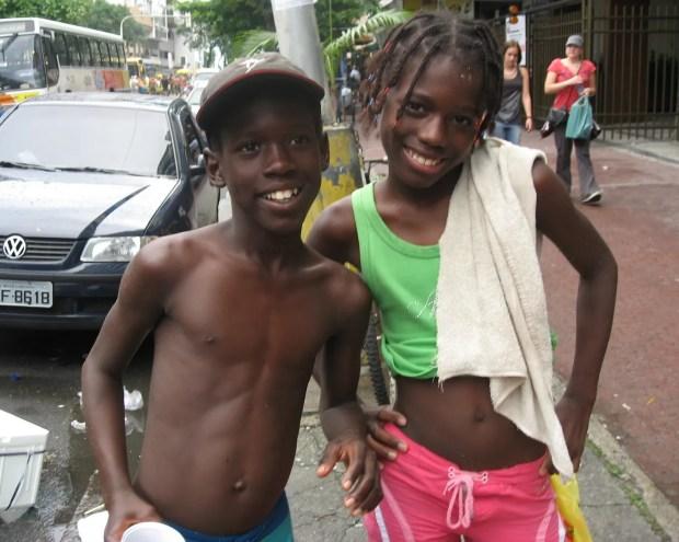 Ipanema Carnival