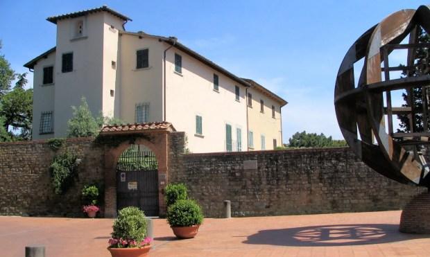 Leonardo da Vinci born Tuscany Italy
