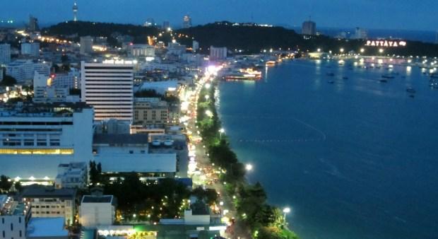 Hilton Pattaya five star hotel