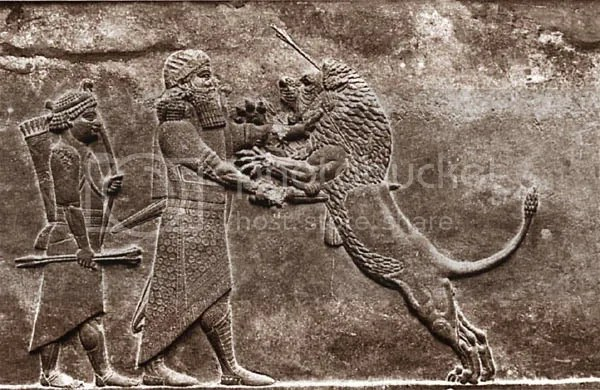 lion hunt of ashurbanipal This collection, known as the library of ashurbanipal ,  which also holds the famous lion hunt of ashurbanipal set of assyrian palace reliefs.