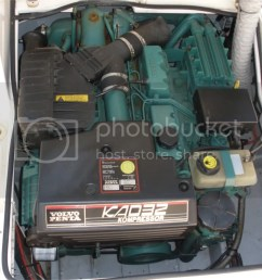 volvo engines kad32 vs d3 160 archive yachting and boating world forums [ 1023 x 875 Pixel ]