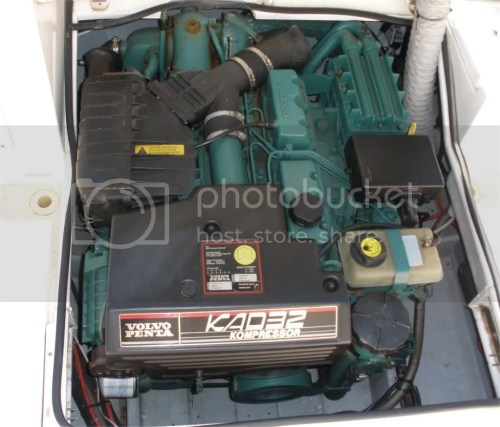 small resolution of volvo engines kad32 vs d3 160 archive yachting and boating world forums