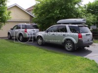Roof rack for 2007 Vue w/o Chrom Roof Rails - SaturnFans ...