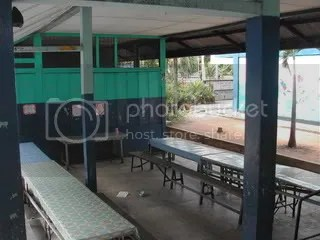old canteen