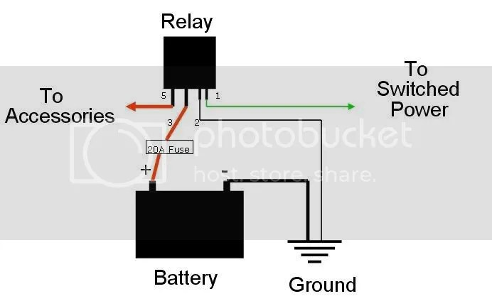 Relay Switch Wiring Diagram Further How To Wire Fog Lights Diagram