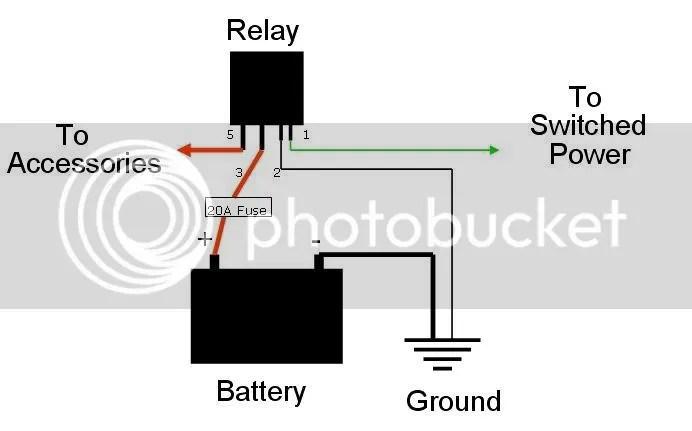 Hella 12v Relay Wiring Diagram