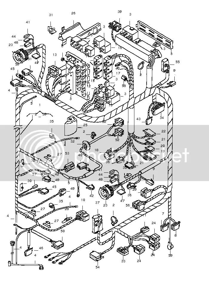 vw polo 6n2 radio wiring diagram of motorcycle honda xrm 125 dash conversion - diagrams :) uk-polos.net the forum
