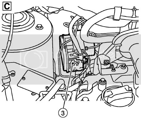Starter Wiring Diagram For 2003 Mini Cooper
