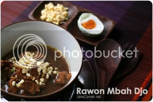 Rawon Mbah Djo - foto by Jenzcorner.net