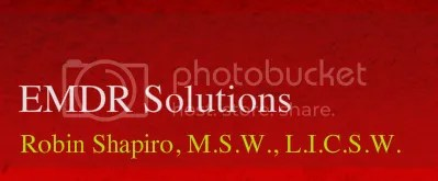 EMDR Solutions Robin Shapiro, M.S.W., L.I.C.S.W.