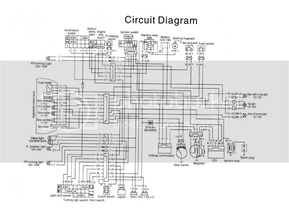 medium resolution of wiring diagram suzuki smash wiring library 2003 suzuki motorcycle wiring diagrams wiring3a ignition kill switch installation