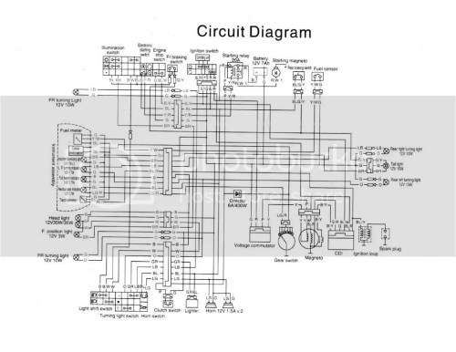 small resolution of wiring diagram suzuki smash wiring library 2003 suzuki motorcycle wiring diagrams wiring3a ignition kill switch installation