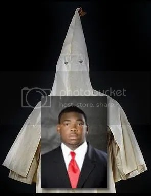 Dumb Stuff: Black Man Pleads Guilty to Posing as a Klan Member