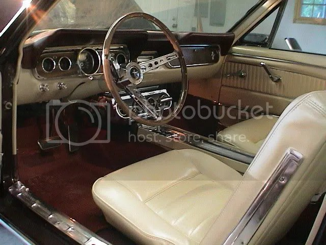 Parchment Pony Interior Vintage Mustang Forums