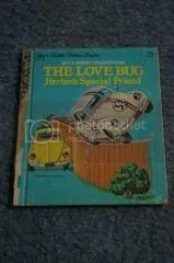 little golden book thumbelina records