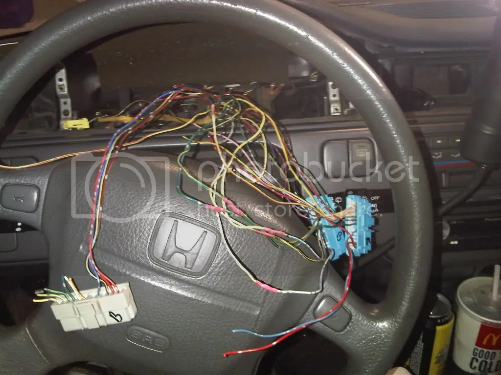 92 95 Civic Wiring Diagram Honda Civic Gauge Cluster Wiring Diagram