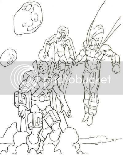 The Idol-Head of Diabolu, a Martian Manhunter blog: