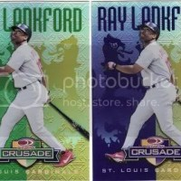 Donruss Crusade: The greatest insert ever?