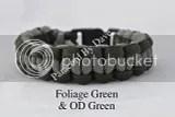 Foliage Green & OD