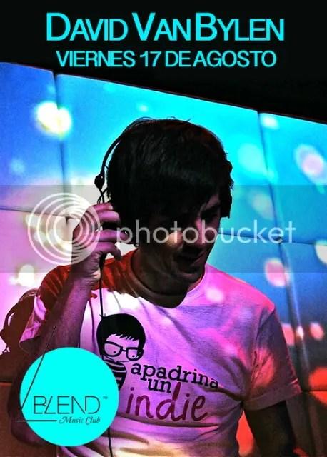 David Van Bylen (DJ Set) @ Blend Music Club (Coruña)