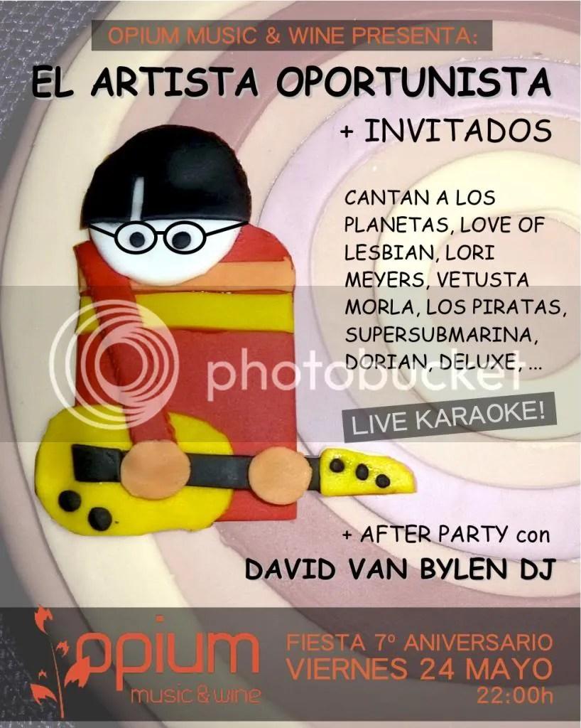 El Artista Oportunista