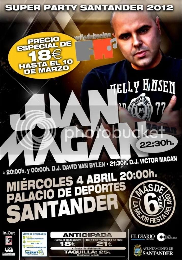 Super Party Santander
