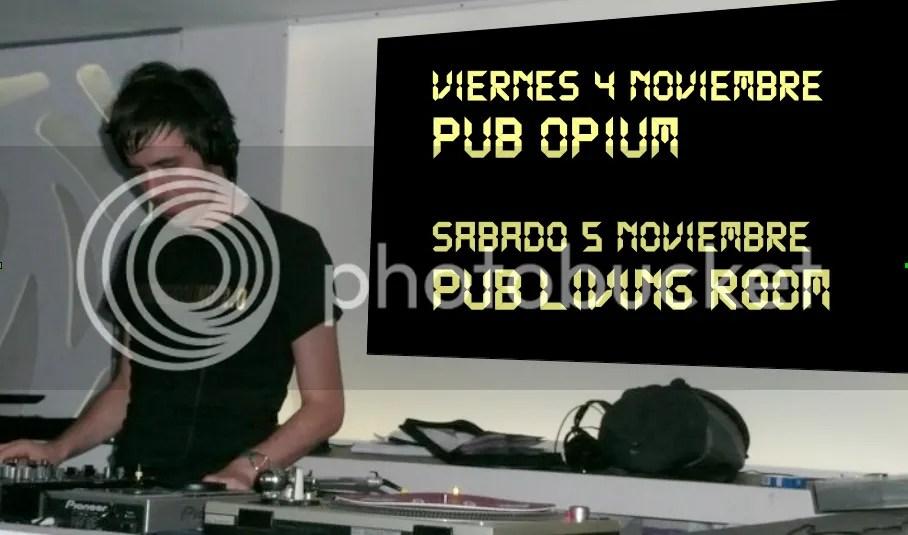 David Van Bylen (DJ Set) en Santander