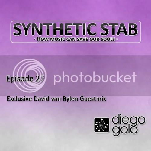 David Van Bylen GuestMix for Synthetic Stab