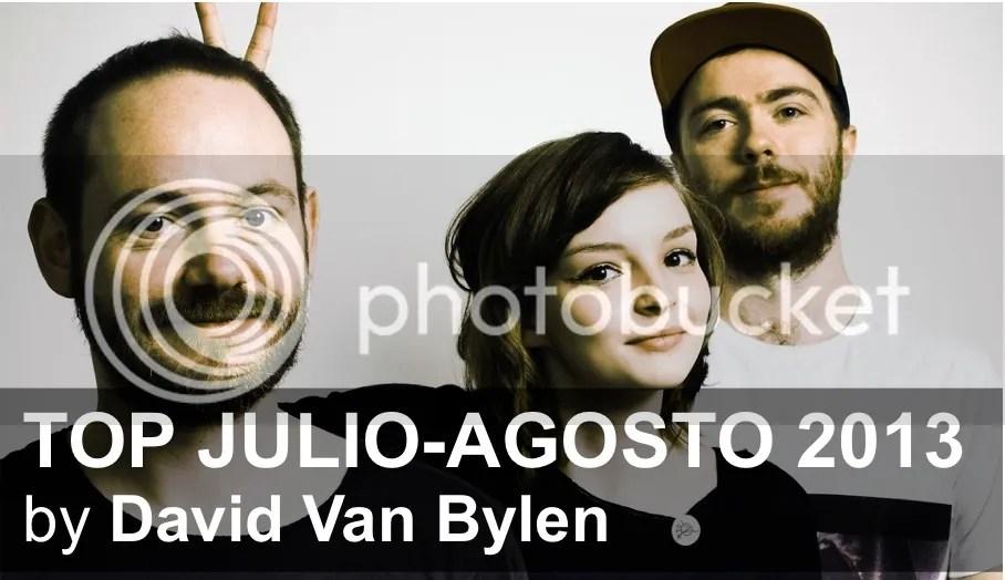 Top Julio & Agosto 2013 by David Van Bylen