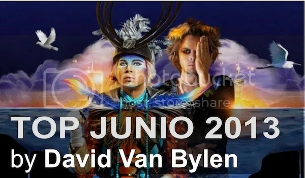 Top Junio 2013 by David Van Bylen