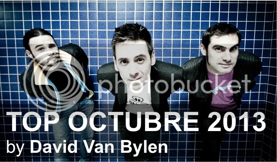 Top Octubre 2013 by David Van Bylen