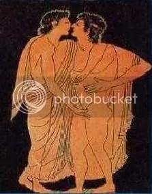 homosexualidad en grecia