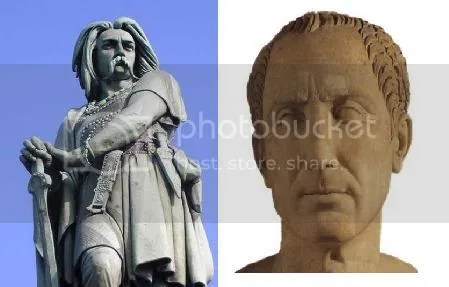 verceingetorix vs julio cesar
