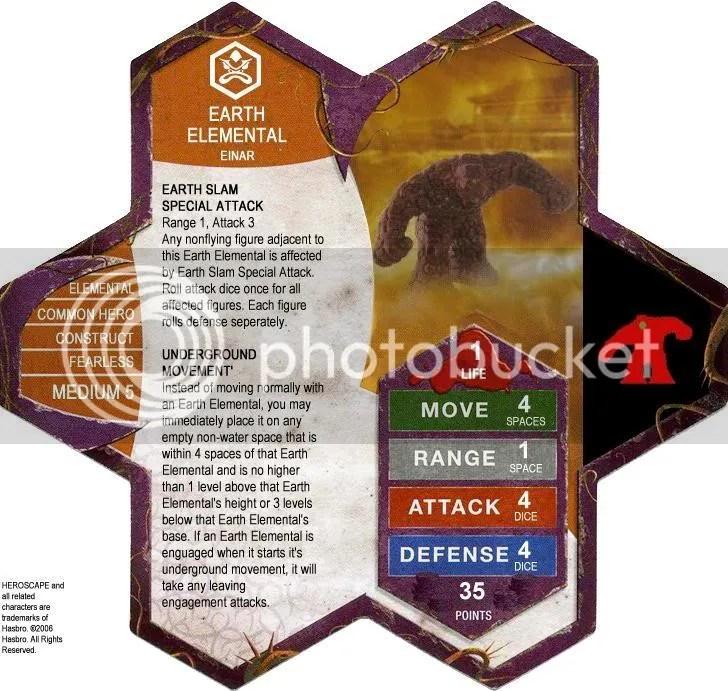 D1 Earth Elemental - EINAR