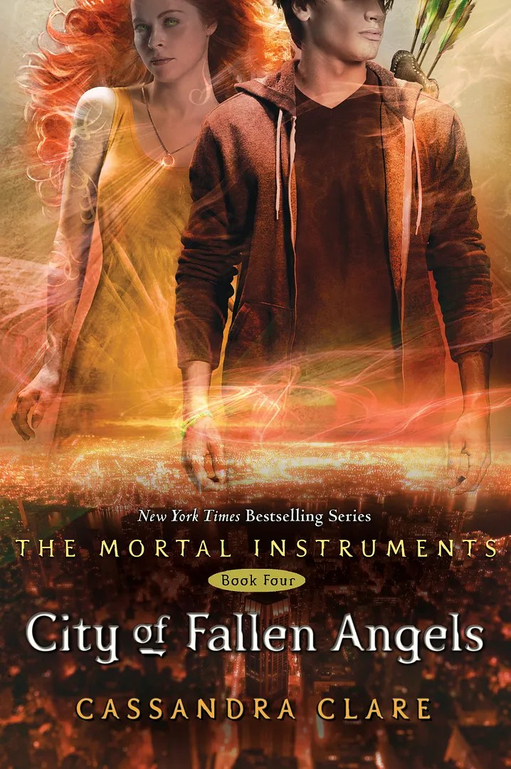 Image result for city of fallen angels cover