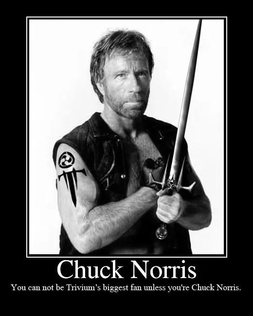 Chuck Norris Trivium