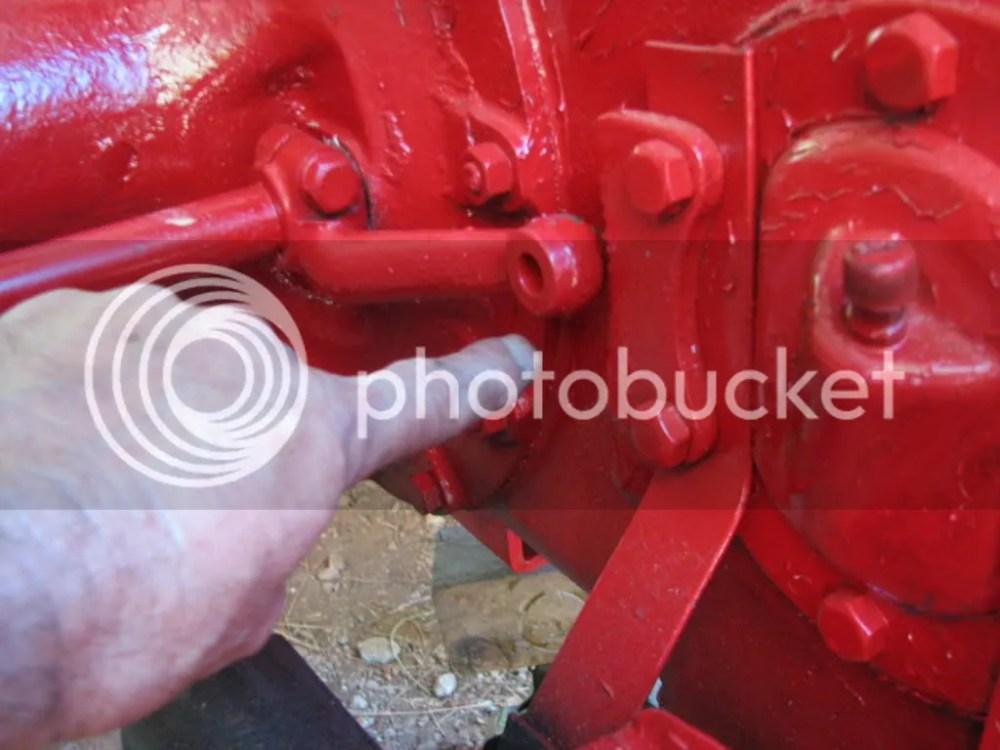 medium resolution of 8n parking brake
