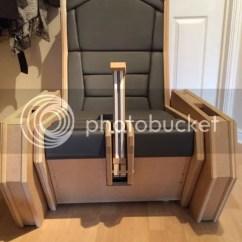 Custom Gaming Chair Stool Build Cp-1 Command Pod (diy Sim Pit) - Ksp Fan Works Kerbal Space Program Forums