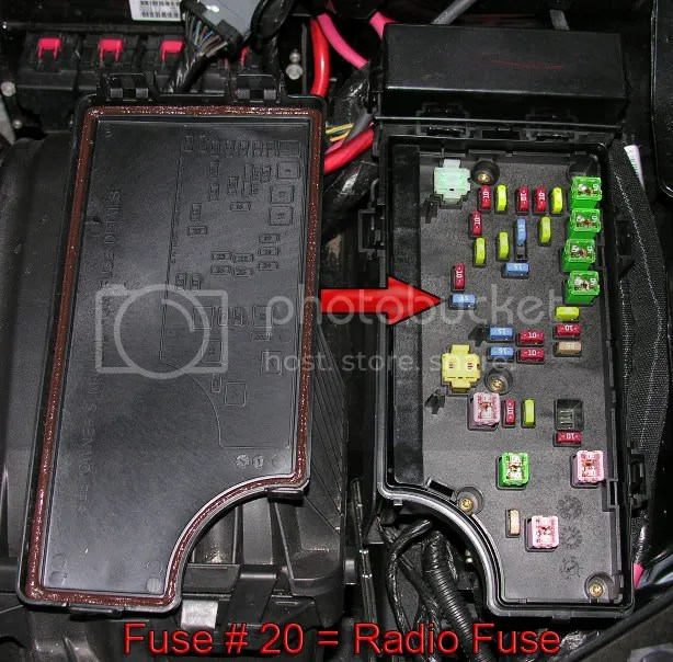 2008 Jeep Compass Interior Fuse Box Location | Brokeasshome