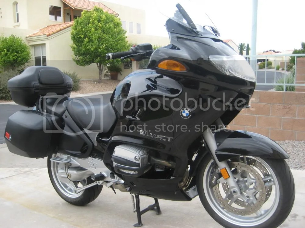 medium resolution of 2002 bmw r1150rt sold