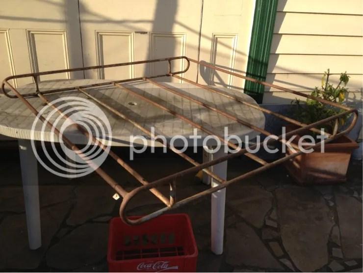 Old School Roof Racks, Help