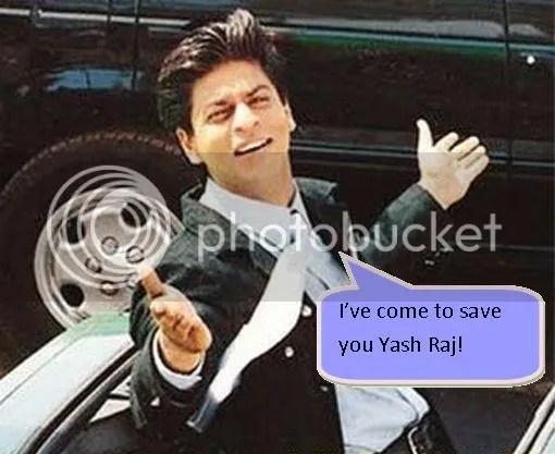 Shah Rukh Khan Rab ne bana di jodi