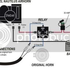 Wolo Horn Wiring Diagram Toyota Stereo Dixie Great Installation Of Stebel Origin Rh 12 19 3 Darklifezine De Car