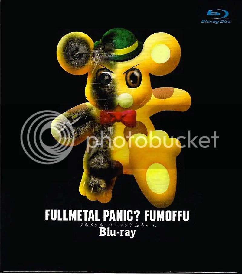 full metal panic fumoffu ending: