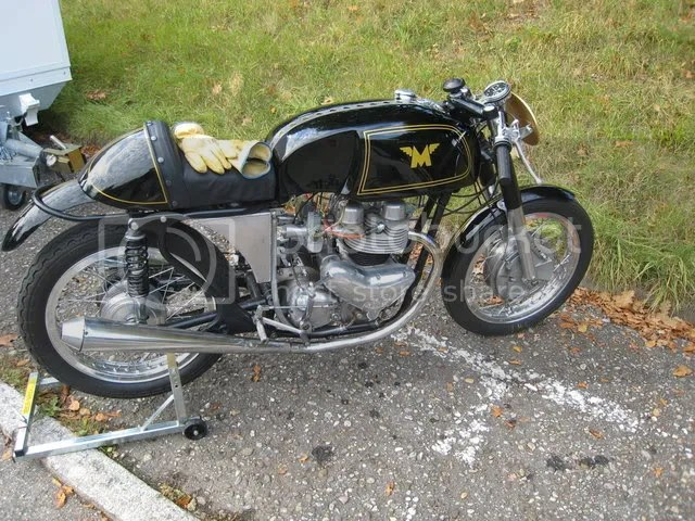 Matchless g9 RS