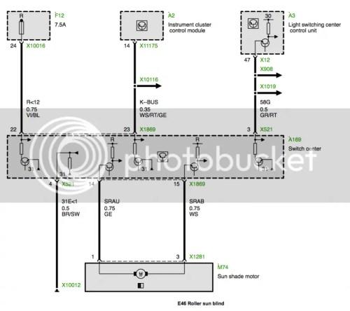small resolution of rear sun shade switch mod evc controls will it work archive bmw m3 forum com e30 m3 e36 m3 e46 m3 e92 m3 f80 x