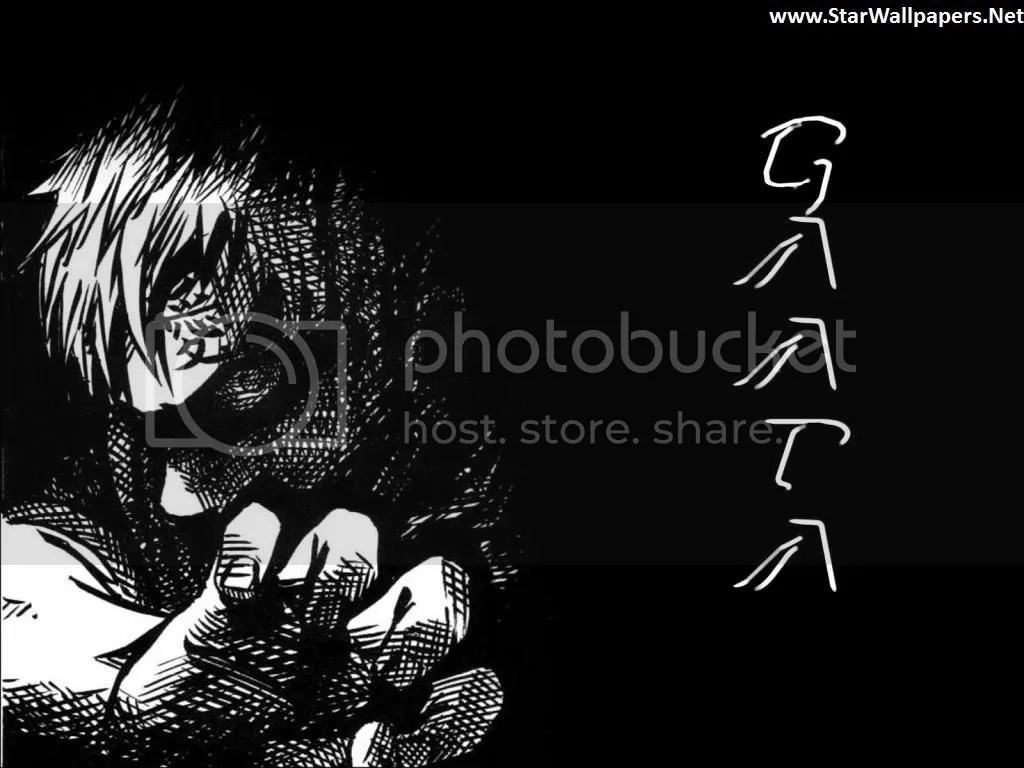 animewallpapersize Gaara Wallpapers