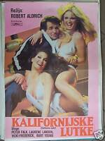 ALL THE MARBLES-ALDRICH/P.FALK-YUGO MOVIE POSTER 1981