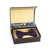 Doctor Who 11th Doctor's Purple Bow Tie on OnBuy