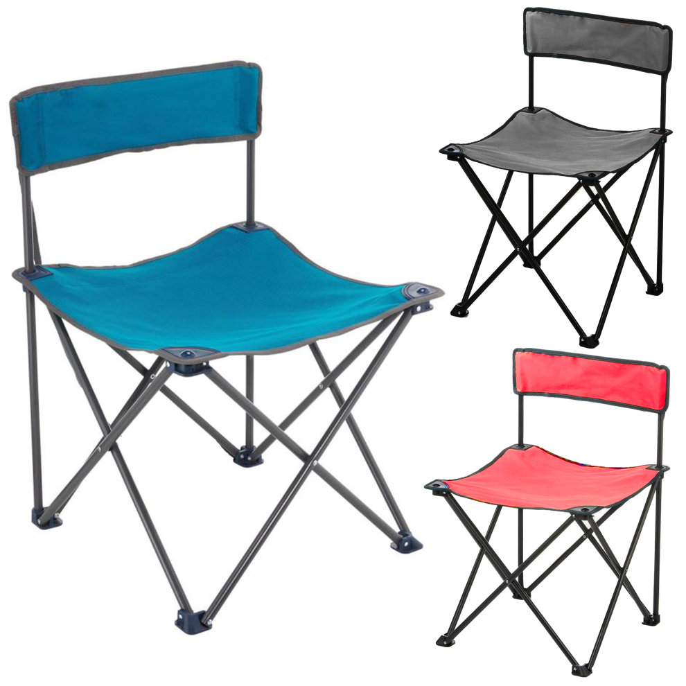 Sturdy Camping Chair Lightweight Folding Beach Camping Chair